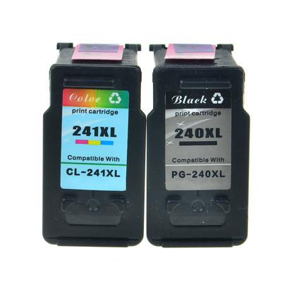 3PK 240XL Black Ink for Canon PIXMA MX522 MX532 MG2220 MG3120 MG3220 MG3222